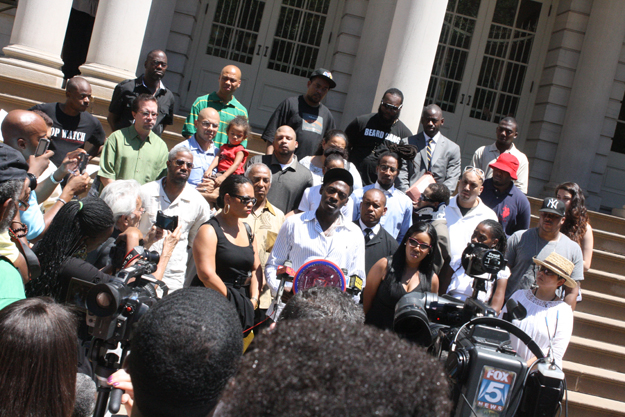 Pete Rock SmifNWessun at City Hall
