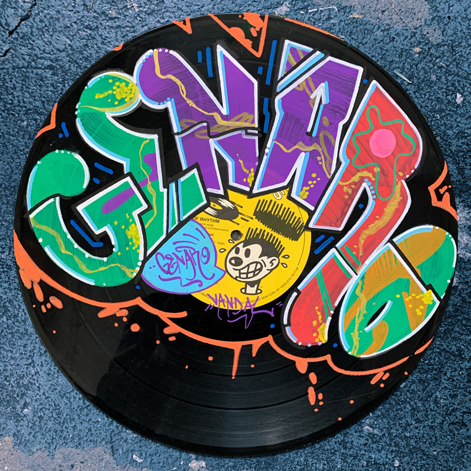 Genaro by VANDAL NYC